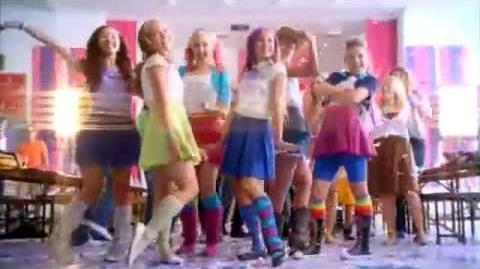 Equestria Girls - teledysk po polsku - My Little Pony - TV Toy Commercials-0