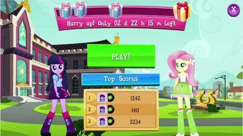 My Little Pony - Equestria Girls Update Trailer