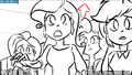 EG3 animatic - Rarity approaching Sunset.png