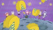 EGS1 Wizja Pinkie pojawia się latający ser