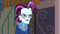 Principal Cinch's sinister smile EG3