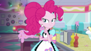 Pinkie Pie looking at the fourth wall proud of herself SS15