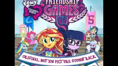 My Little Pony Equestria Girls Friendship Games OST ~ 08 Acadeca