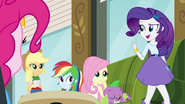 "Rarity ""I have a solution"" EG"