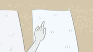 Rarity points to a plain white blanket EGFF