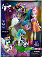 Celestia package doll