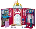 Friendship Games Canterlot High Playset interior