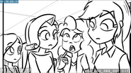 "EG3 animatic - Pinkie Pie ""sounds to me like"""