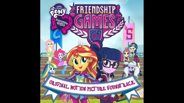 Friendship Games - French (Audio)