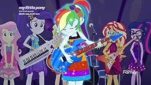 Equestria Girls - Spring Breakdown (All Good Song)