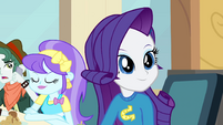 Rarity at the lunch table EG