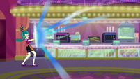 The Equestria Girls vanish into the mirror EGS3