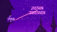 Jayson Thiessen credit and Twilight EG opening