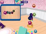 MLPEG app bracelet-making mini-game 2