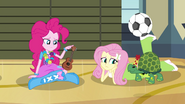 Pinkie Pie and Fluttershy depressed EG2
