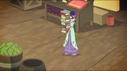 EG MF Twilight ze stosem książek