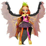 Rainbow Rocks Sunset Shimmer Time to Shine doll