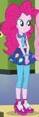 EG3 Sukienka Pinkie na przyjęciu powitalnym dla Shadowbolts