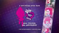 Pinkie Pie's Slumber Party - Pinkie Pie intro EGM1