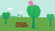 Meghan McCarthy credit and Pinkie EG opening