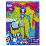 Rainbow Rocks DJ Pon-3 Design and Decorate doll packaging