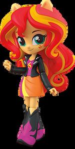 Equestria Girls Minis Sunset Shimmer promo image