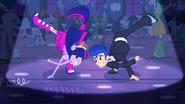 EG1 Kucykowy taniec Twilight i Flasha