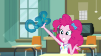 Pinkie Pie makes algebra out of a balloon EGDS6