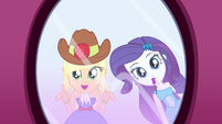 """Applejack """"you were right, Rarity!"""" SS1"""