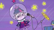 EGS1 Wizja Pinkie Twilight chce śpiewać w hełmie