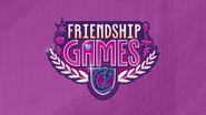 Friendship Games animated shorts logo EG3
