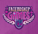 My Little Pony Equestria Girls: Friendship Games/Animated shorts