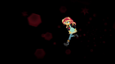 Sunset Shimmer running in credits EG3