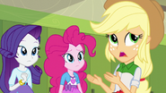 """Applejack """"she's a princess in Equestria"""" EG3"""