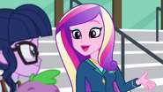 """Cadance """"you're staying at Crystal Prep?"""" EG3"""