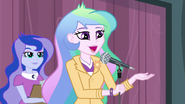 "Principal Celestia ""in the spirit of excellence"" EG3"