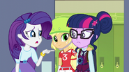 "Rarity ""What are you wearing?"" EG3"