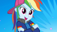 """Rainbow Dash """"you're part of a team"""" SS13"""