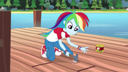 EG4 Rainbow wbija gwóźdź