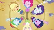 EG Główna szóstka bohaterek razem