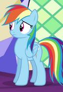 Pony Rainbow Dash ID