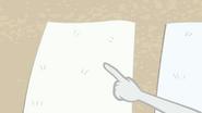 Rarity points to an eggshell blanket EGFF