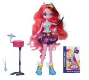 Zabawka Rainbow Rocks - Pinkie Pie z instrumentem