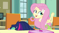 "Fluttershy ""you were so nice to stand up for me"" EG"