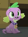 Spike the Puppy ID EG3