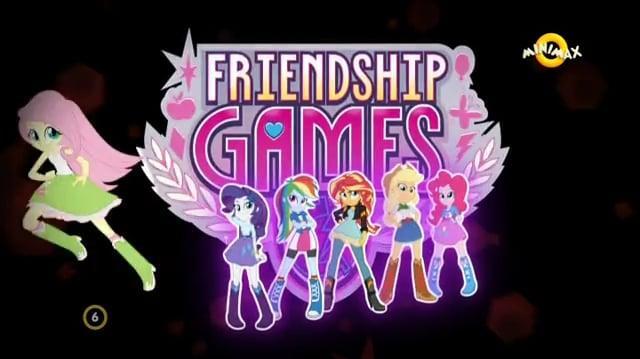 Friendship Games - Hungarian