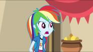 EG MF Zmartwiona Rainbow Dash