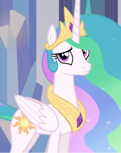 Princess Celestia ID EG