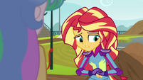 Sunset Shimmer --I let everyone down-- EG3