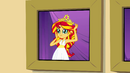 Sunset Shimmer as Fall Formal princess EG